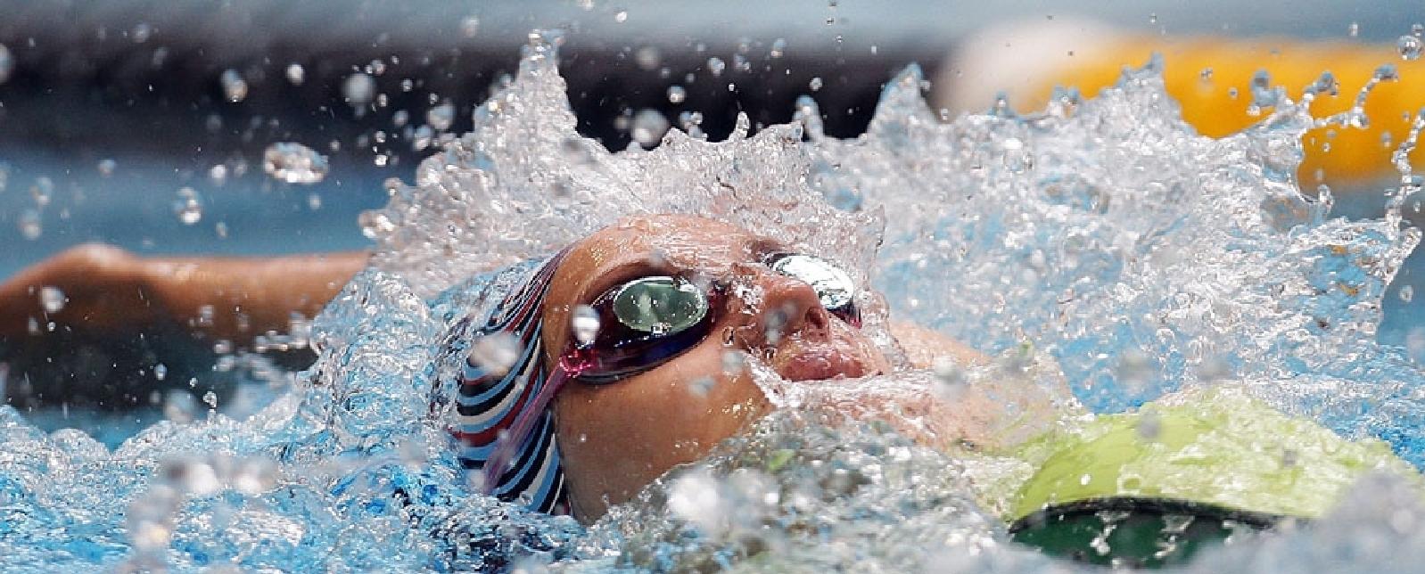 Gamme de natation pour adultes